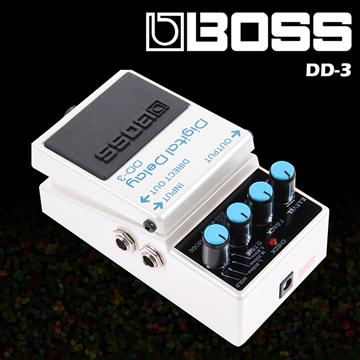 BOSS 數位延遲效果器 Digital Delay DD-3