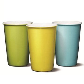 陶瓷直身杯