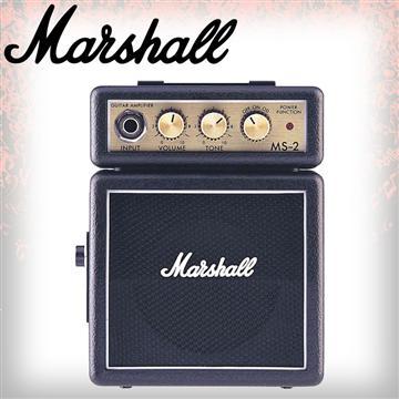 Marshall 迷你音箱 MS-2