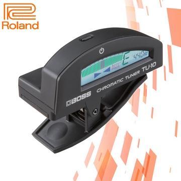 Roland 高度感應夾式調音器-鐵灰 TU-10