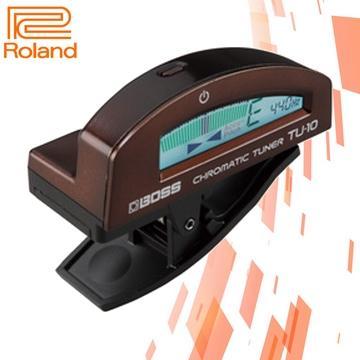 Roland 高度感應夾式調音器-咖啡