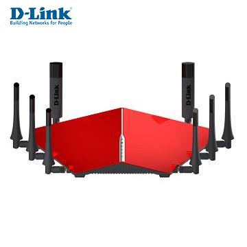 D-Link AC5300雙核三頻Gigabit無線路由器