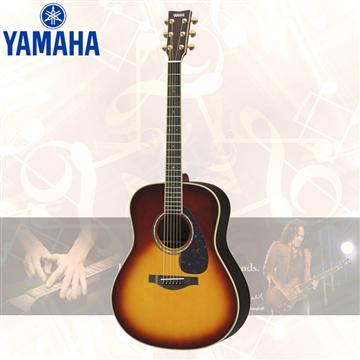 YAMAHA L系列 錄音級民謠吉他-漸層色 LL6 ARE/BS
