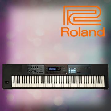 Roland 88鍵合成器兼具舞台數位鋼琴+琴袋