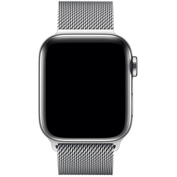 Apple Watch 38mm/不鏽鋼/米蘭式錶環(不含機身)