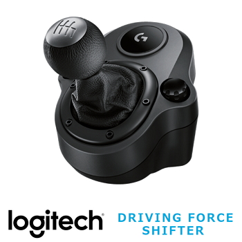 羅技 Logitech DRIVING FORCE SHIFTER 變速器