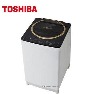 TOSHIBA 12公斤Magic Drum變頻洗衣機