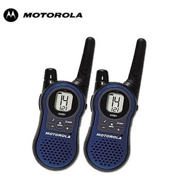 MOTOROLA免執照無線對講機(2入) SX601