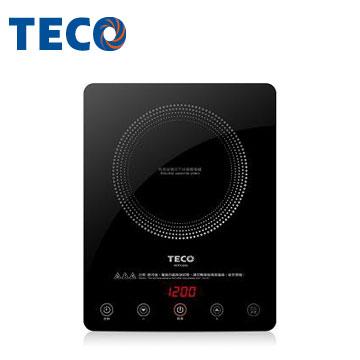 TECO 微電腦觸控不挑鍋電陶爐