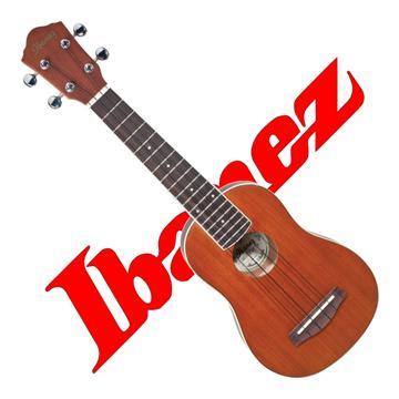 IBANEZ 薩佩萊木21吋烏克麗麗 Folk Music Instruments
