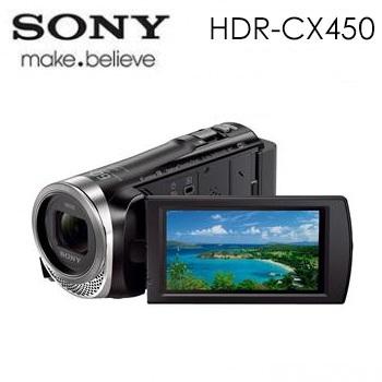 SONY CX450記憶卡式高畫質攝影機 HDR-CX450