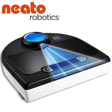 【展示品】Neato Botvac D85 雷射機器人吸塵器 Botvac D85(黑白)
