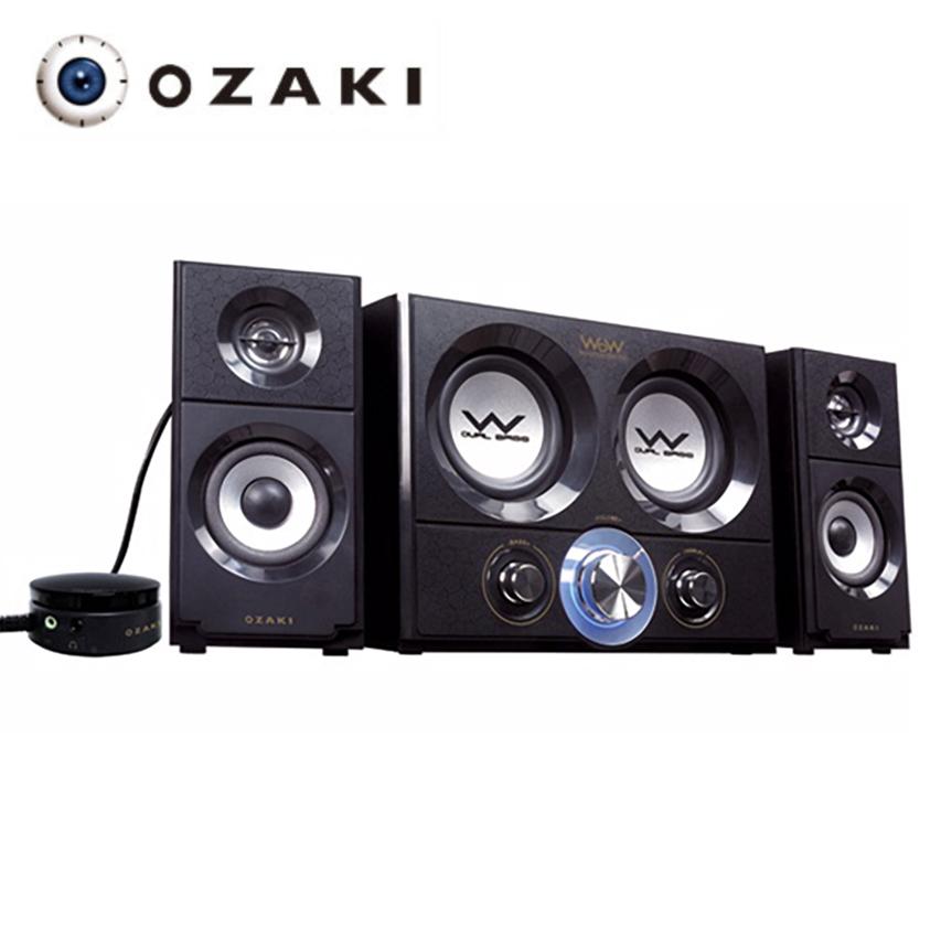 OZAKI WU460 2.2雙出力超重低音喇叭