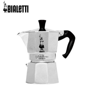 【福利品】Bialetti 經典摩卡壺(MOKA)-1杯份 0001161