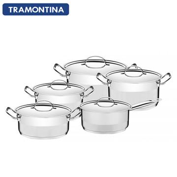 TRAMONTINA 五件式鍋具組