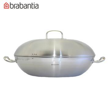 荷蘭BRABANTIA Favourite系列5層不鏽鋼36公分炒鍋