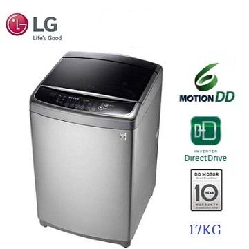 【福利品】LG 17公斤6-MOTION DDD變頻洗衣機