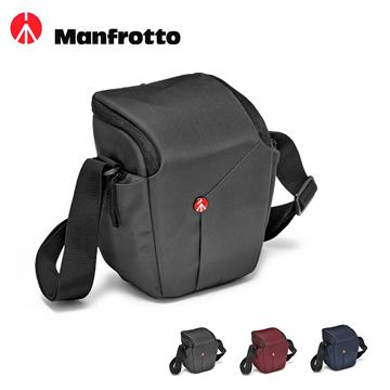 Manfrotto 開拓者單眼槍套包-深藍 NX Holster DSLR