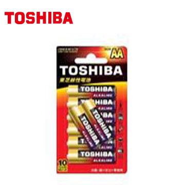 東芝鹼3號電池8入卡裝 LR6GCR BP-8TW