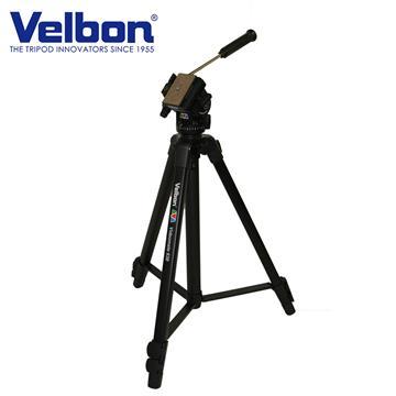 Velbon Videomate 638 油壓雲台腳架