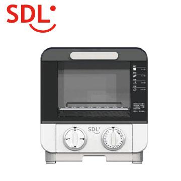 山多力 8L電烤箱 SL-OV820W