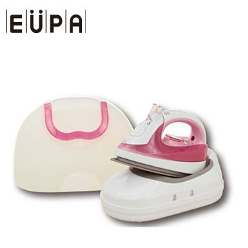 【福利品】EUPA 禮盒式無線熨斗
