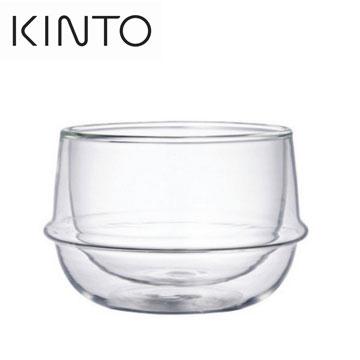 【福利品】KINTO KRONOS雙層玻璃杯-200ml MVW-23105