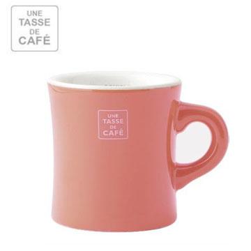 【福利品】UN CAFE 380C.C馬克杯-粉紅