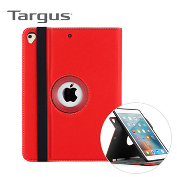 """【iPad Pro 9.7""""】Targus VersaVu旋轉保護套-紅 THZ63403GL"""