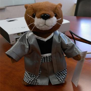 OtterBox OLLIE軟毛公仔玩具-日本服