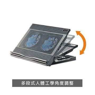 JETART 人體工學筆電散熱器 NPA180