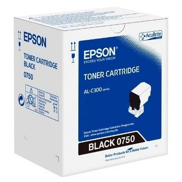 EPSON AL-C300N/DN黑色碳粉匣