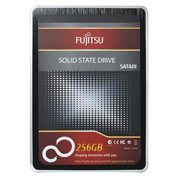 【256G】Fujitsu 2.5吋 固態硬碟促銷組合包