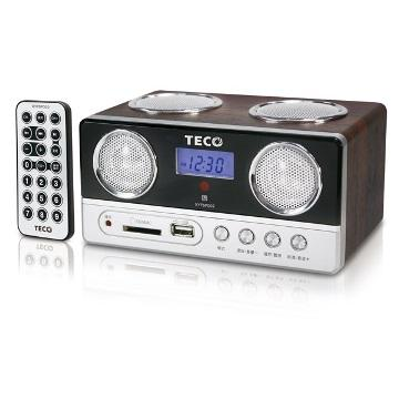 展-TECO USB/SD/MP3隨身音響
