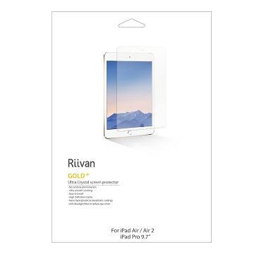 Riivan iPad Pro9.7/Air1/2抗刮保護貼-BWHC RBCIPA