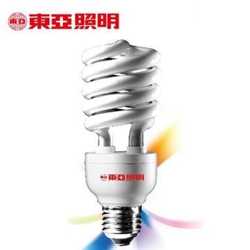 東亞24W電子式螺旋省電燈泡-晝光色