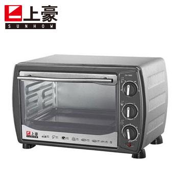 【福利品】上豪18L多功能電烤箱