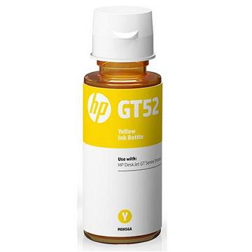 惠普HP GT52 黃色原廠墨水瓶