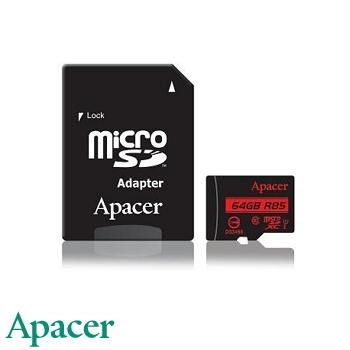 【64G / U1】宇瞻 Apacer MicroSD記憶卡
