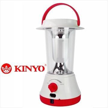 KINYO LED充電式露營燈 CP-01