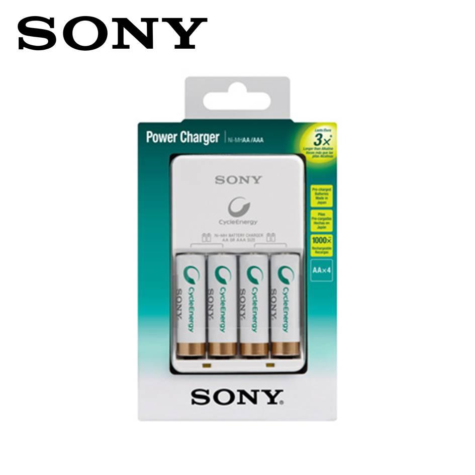 SONY經濟低自放電型充電組(2000mAh)