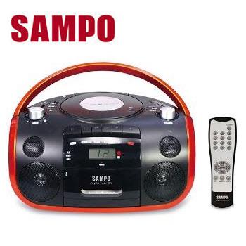 SAMPO USB手提CD音響 AK-W1602UL