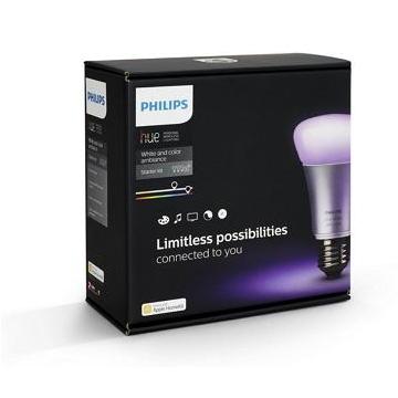 【第二代】Philps hue智慧照明入門系統組 hue Startkit 2.0