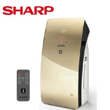 【展示機】SHARP 日製豪華16坪自動除菌離子清淨機