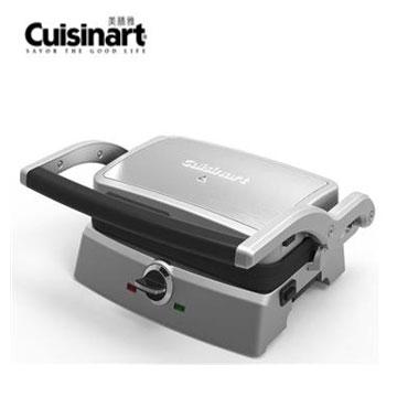 【福利品】Cuisinart 三明治壓烤機 SM-100TW