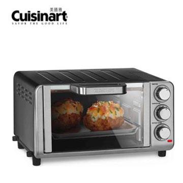 【福利品】Cuisinart 多功能不鏽鋼烤箱