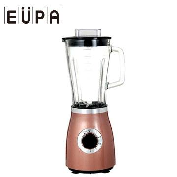 EUPA 1L多功能活力果汁機-粉紅