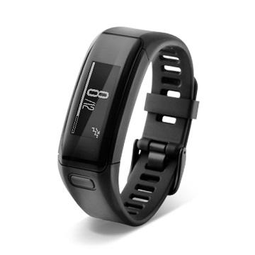 Garmin vivosmart HR iPASS心率智慧手環-黑 vivosmartHR iPASS