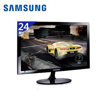 【618加購優惠】【24型】SAMSUNG S24D330HS LED液晶顯示器