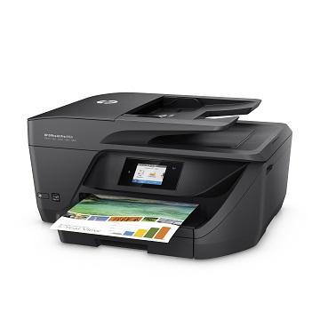 【福利品】HP OfficeJet Pro 6960無線傳真事務機